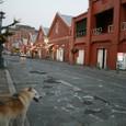 函館の倉庫街