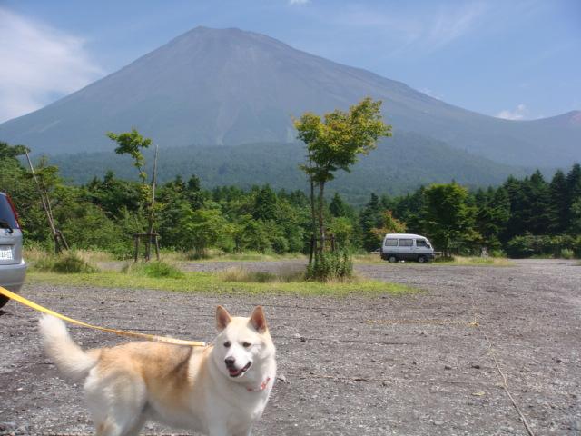 富士山に行きました!